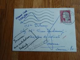 Petite Enveloppe Timbrée   1965 RETOUR A L'ENVOYEUR - Autres