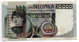 Italie / Pick 106 /  10000 Lires 29-12-78 / TB - [ 2] 1946-… : Repubblica