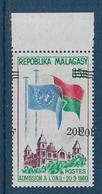 MADAGASCAR  -  N° 447a * * - Surcharge Double -  Cote  : 41,50 € - Madagascar (1960-...)