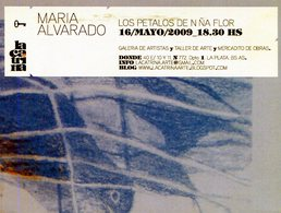 MARIA ALVARADO LOS PETALOS DE NIÑA FLOR LA CATRINA PUBLICIDAD - NTVG. - Publicidad