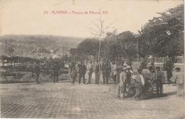 Espagne.  Almeria.  Parque De Alfonso XIII. - Almería