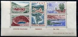 Madagaskar Mi#  478-82 Postfrisch MNH - Landscapes - Madagaskar (1960-...)