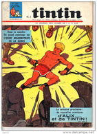 Journal De Tintin, Ed. Française, N° 935, 22 Septembre 1966, Couverture Jacques Martin, Alix - Tintin