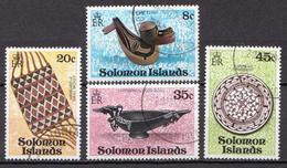 British Solomon Islands Used Set - Cultures