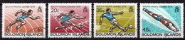 British Solomon Islands Used Set - Stamps
