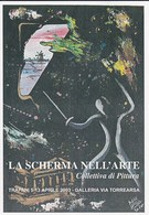 """Eventi - Manifestazioni - Trapani 2003 - Collettiva Pittura """" La Scherma Nell'Arte """"- - Manifestazioni"""