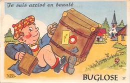 Carte à Système (10 Vues) - BUGLOSE (40) - Je Suis Arrivé En Beauté - Illustrateur BOZZ - Met Mechanische Systemen