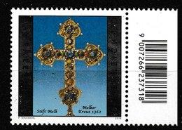 E 200) Österreich 2016 Mi# 3257 **: Sakrale Kunst In Österreich - Melker Kreuz - Christianity