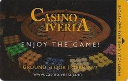 GEORGIA  HOTEL  Radisson BLU Hotel, Batumi - Casino Iveria Ground Floor - Hotelkarten