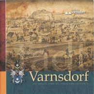 Prospekt Heft Warnsdorf Varnsdorf Stadt Schluckenauer Zipfel Gechichte Sagen Weberei Architektur Kultur Sport 2010 - Tschechien