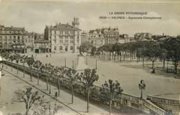 VALENCE ESPLANADE CHAMPIONNET - Valence