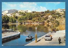 CRETE CRETA AGHIOS NIKOLAOS THE LAKE - Grecia
