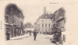 Haute-Saône - Héricourt - Grand'Rue - Francia
