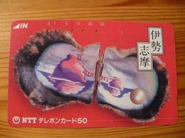 Phonecard Japan 290-045 Shell - Japon