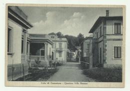 LIDO DI CAMAIORE - QUARTIERE VILLE ROMANE - NV   FG - Lucca