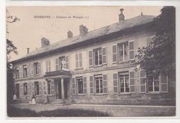 CPA De SOISSONS, Château De Maupas - Soissons