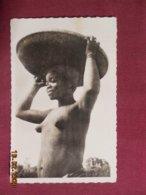 CPSM - Femme Mossi - Burkina Faso