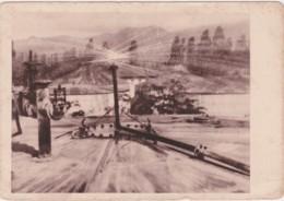 Bx - Cpsm BATUM (Géorgie) - Water Sprinkler Of The Benzine Reservoirs - Géorgie
