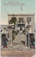 Bx - Cpa Souvenir De Crète - La Canée - La Palais De SE A. Zaimis - Grecia