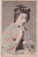 Bx - Cpa JAPON - Geisha - Japan