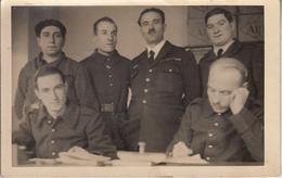 Souvenir D'un Camp De 1939 à 1942  Carte Photo - Guerra 1939-45