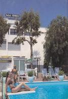 MONOPOLI - BARI - HOTEL GEMINI 2 - DONNINA /SEXY WOMAN /BIKINI/CHARME/NAKED - OMBRELLONE PUBBLICITARIO BIRRA BECK'S - Bari