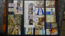 B408  Collection D'Israël Avec Tabs En Timbres Et Blocs Tous **. A Saisir !!! - Collections (with Albums)
