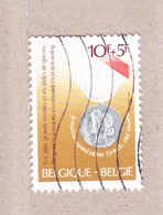 1979 Nr 1956 Gestempeld,zegel Uit Reeks Solidariteit. - Belgium