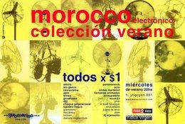 MOROCCO ELECTRONICO COLECCION VERANO TODOS X $1 PUBLICIDAD - NTVG. - Publicidad