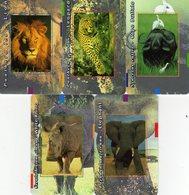 *SUDAFRICA* - Serie Completa Usata - Sudafrica