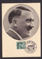 AK Propaganda / Der Führer Adolf Hitler   ...  ( E 542 ) - Guerra 1939-45