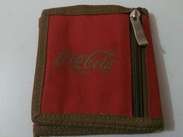 PORTE-FEUILLE COCA COLA-COMME NEUF - Taschen