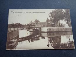 Belgique  België  ( 2332 )     Vilvoorde   Vilvorde   Le Pont Brulé - Vilvoorde