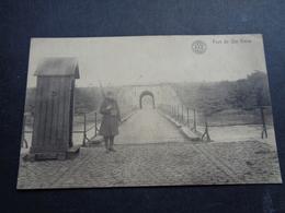 Belgique  België  ( 2334 ) Tête - De - Flandre   Vlaamsch Hoofd  Sint - Anna  Sainte - Anne : Fort De Ste Anne - Autres
