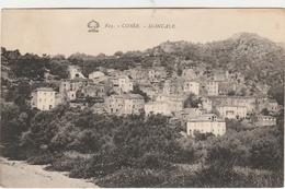 Haute Corse.  Moncale. - France