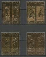 ZAMBIA - MNH - Sport - Olympic Games - Gold - Stamps