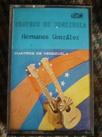 CUATROS DE VENEZUELA - GONZALES / Cassette Audio-K7 LEON 1010 - Audio Tapes