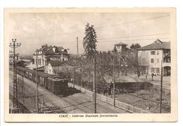 CIRIE' - INTERNO STAZIONE FERROVIARIA - Alessandria