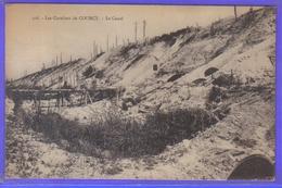 Carte Postale 51. Reims Les Cavaliers De Courcy  Le Canal  Très Beau Plan - Autres Communes