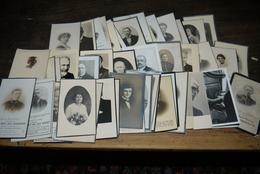 Lot Doodsprentjes Foto  45 Stuks Periode 1920-1960 - Godsdienst & Esoterisme
