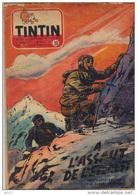 """Journal De Tintin , Ed. Belge 30 Juillet 1953, N° 30. Planche De """"On A Marché Sur La Lune"""" - Tintin"""