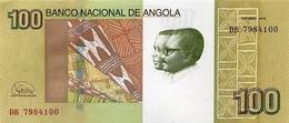 Angola P.153b 100 Kwanzas 2012   Unc - Angola