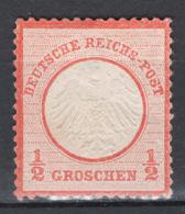 Germania Reich Unif.3 */MH F - Deutschland