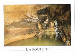 ARIEGE RIVIERE SOUTERRAINE DE LABOUICHE A 6 Km De FOIX GALERIE ANCIEN SYPHON PREHISTOIRE SITE PREHISTORIQUE Edition YVON - Andere Gemeenten