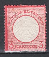 Germania Reich Unif.9 */MH F - Deutschland