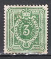 Germania Reich 1875 Unif.30 */MH VF/F - Nuovi