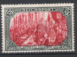 Germania Reich 1900 Unif.64 */MVLH VF/F - Duitsland