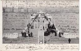 CPA ANGLETERRE BRIGHTON Le Nouveau Palace Pier (belle Animation) - Brighton