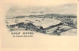 64 - St Jean De Luz - Gold Hotel (Pierre Barreau) - Saint Jean De Luz