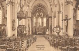 Overmeire Binnenzicht Der Kerk - Berlare